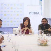 Profundiza Cristina el vínculo con Grabois y moldea el perfil de la alianza que enfrentará a Macri en 2019