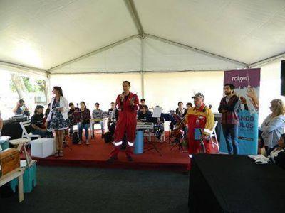 Shell presentó en Dock Sud su Feria de Proyectos Sociales «Creando Vínculos»