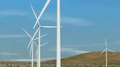 Con viento a favor en Madryn