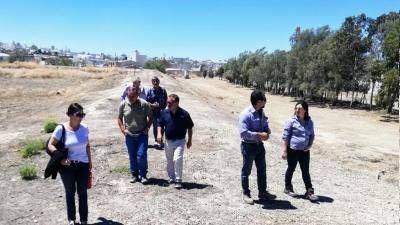 Realizarán obras para contener las emanaciones en el barrio Los Piletones