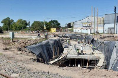 """""""En la medida que vamos habilitando obras la respuesta mejora"""", dijo el director de Hidráulica de La Plata"""