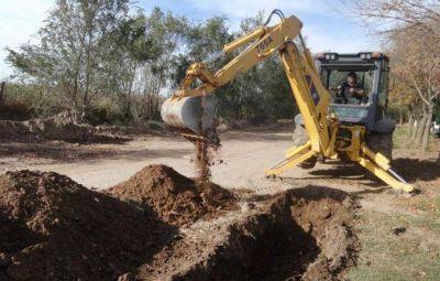 Adecúan sistema de agua potable en Puelén