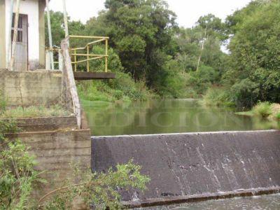 San Vicente vuelve a tener problemas en la provisión de agua