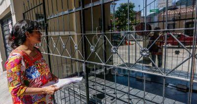 Denuncia penal a la titular del gremio docente ADP