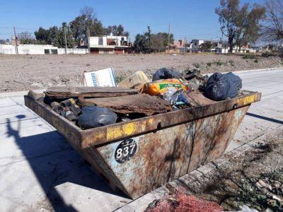 """""""Descacharrate"""" llega a las zonas sur, sudeste y barrio La Almudena"""