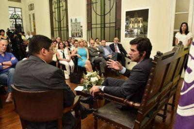 """Urtubey en Tucumán: """"No se trata de hacer algo mejor, se trata de hacer algo distinto"""""""