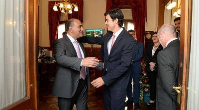 "Urtubey: ""prefiero a Manzur como gobernador que a Alperovich"""