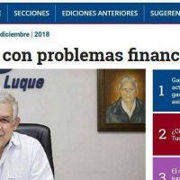 ¿Emilio Luque con problemas de pago? Cheques rechazados por $ 28 millones