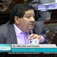 Habló la exempleada legislativa que denunció abuso sexual del diputado Orellana