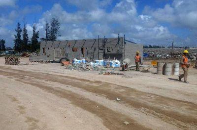 Para enero, buscan finalizar la planta para recicladores informales