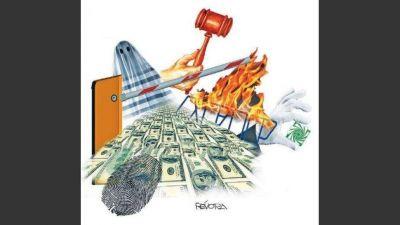 Convulsiones judiciales de un empresariado demasiado amigo de los peajes