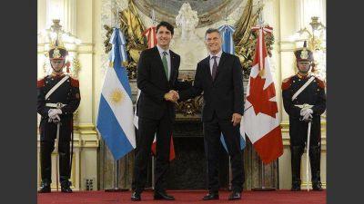 El Mercosur negocia con Canadá un tratado de libre comercio para 2019