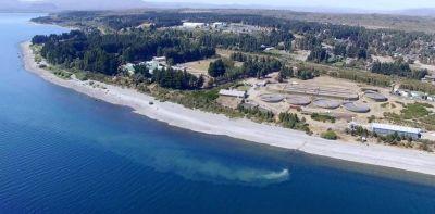 Cada día, vuelcan 2,5 millones de litros de excrementos al lago Nahuel Huapi