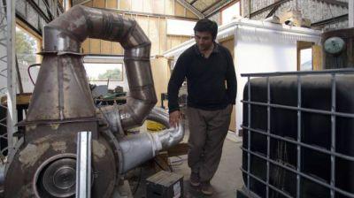 Avanzan las pruebas para producir biogás en Bariloche