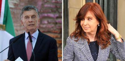 Mauricio Macri en campaña: el Gobierno advierte los problemas que trae la polarización con Cristina