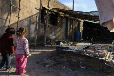 Inseguridad alimentaria en el conurbano: piden incorporar un plus por desfavorabilidad en la AUH