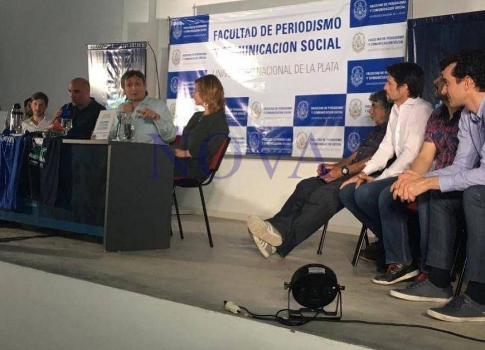 Saintout se prepara para lanzar su candidatura a la intendencia de La Plata