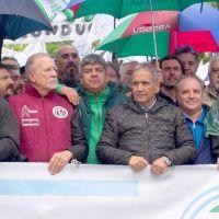 Frente Sindical conducido por Moyano moviliza por los jubilados