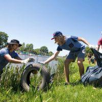 San Isidro: voluntarios recolectaron tres toneladas de basura de la costa del río