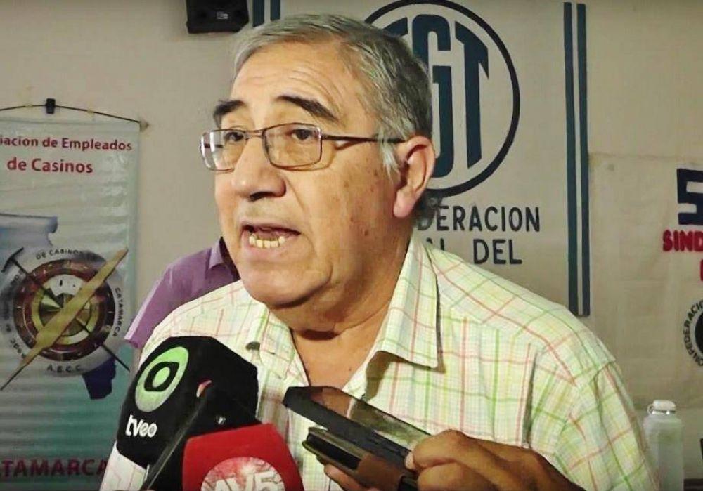 Agrupación interna de la CGT desconoció a González como titular de las 62 Organizaciones