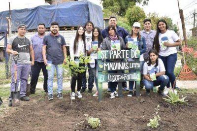 """""""Malvinas Limpia"""" propone un municipio libre de residuos"""