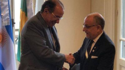 Argentina y Brasil sellaron un acuerdo de cooperación nuclear
