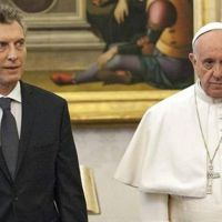 Mauricio Macri saludó al papa Francisco por su cumpleaños vía Twitter