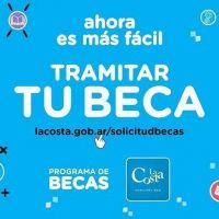 Partido de La Costa Con un sistema más ágil, abren las inscripciones a las becas municipales de nivel superior