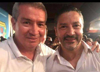 El presidente del PJ local se reunió con Menéndez y Gray