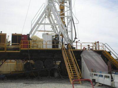 PAE subirá dos equipos pulling y un perforador para generar más de 100 puestos de trabajo