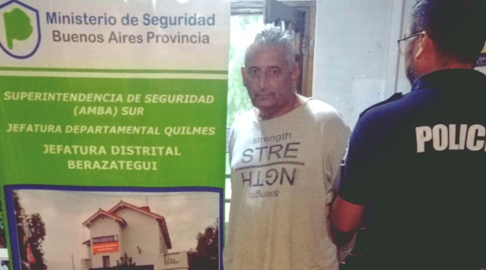 Barrionuevo echó de la UTHGRA al sindicalista detenido por corrupción de menores