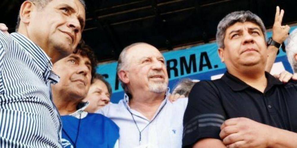 """Hugo Yasky se sumó a la mesa política del PJ y se fortalece el """"ala cristinista"""""""