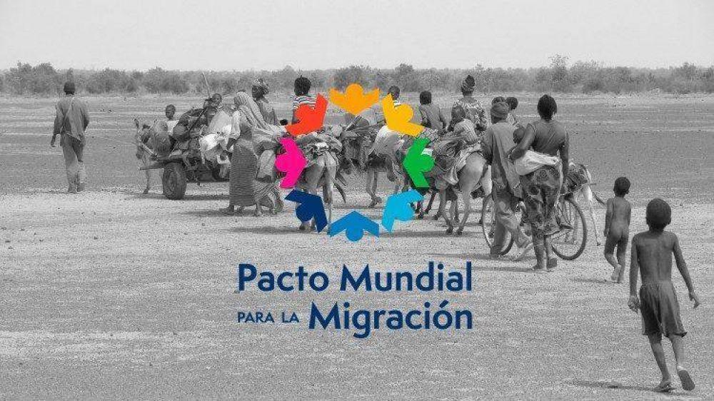Pacto Mundial Migración: El Papa pide operar con responsabilidad y solidaridad