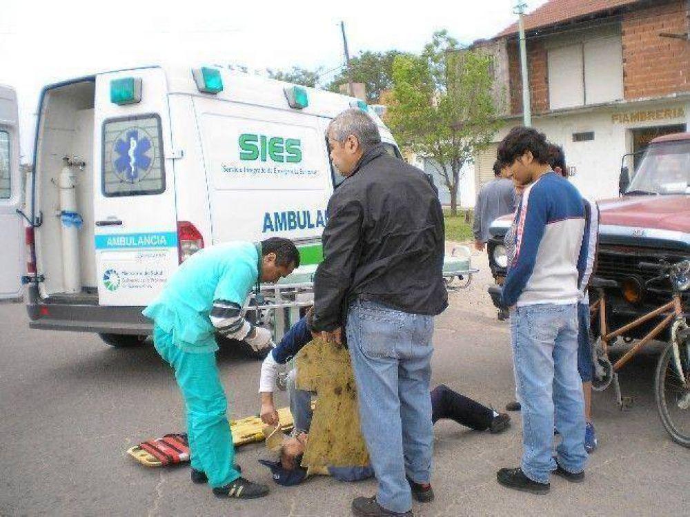 Preocupa el funcionamiento del servicio de ambulancias