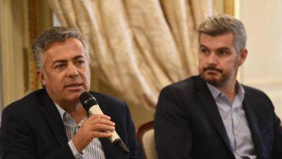 Cornejo logró que Nación financie la represa Portezuelo y aseguran que costará la mitad que vía PPP