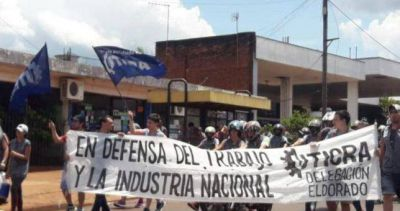 La fábrica de zapatillas Dass despidió 175 empleados de su planta de Eldorado