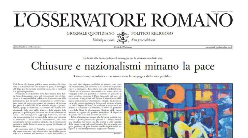 Nombran a dos conocidos vaticanistas al frente de medios de la Santa Sede