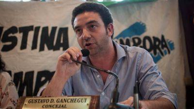 Ganchegui disparó contra Insaurralde: