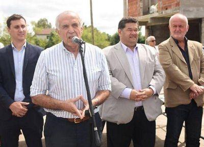 Passaglia confirmó que junto a Nedela realizarán nuevas viviendas en nuestra ciudad
