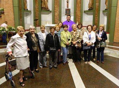 Celebró su 50º aniversario la Liga de Madres de Familia, sección Catedral
