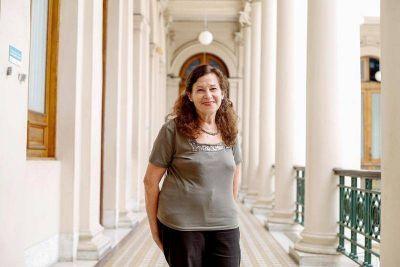 Una ingeniera química de la UNLP fue la única mujer distinguida por la Academia Mundial de Ciencias