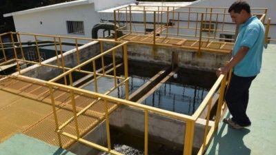 El caudal del San Roque garantiza un verano sin problemas de agua