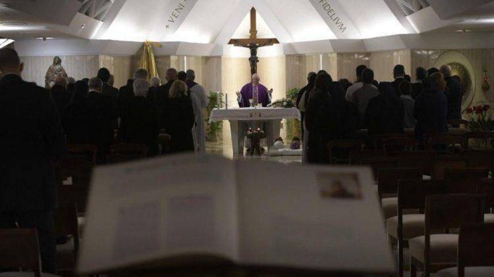 Papa Francisco: La Anunciación revoluciona la historia