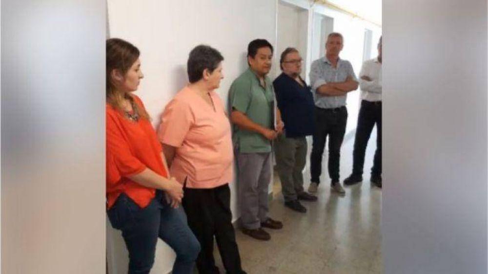 El Director del Hospital Municipal pidió a la comunidad paciencia mientras se avanza con las obras