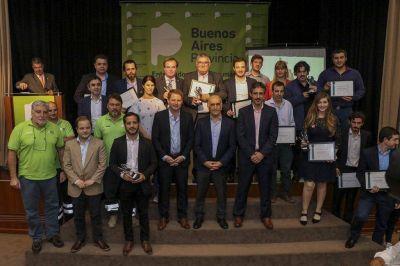 El municipio de Adolfo Alsina recibió mención especial en un concurso de la provincia