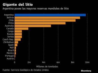 El gobierno busca un alza a US$500 millones anuales para exploración de litio