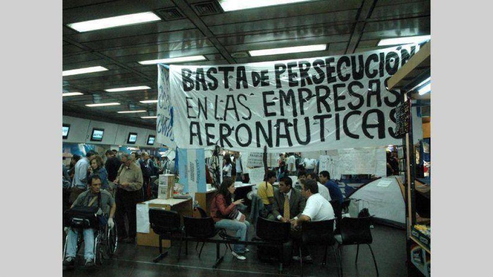 Aeronavegantes lanzó nuevo paro y Gobierno prepara otra conciliación