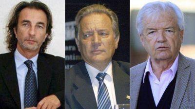Calcaterra, Roggio, Betnaza y otros empresarios, fuera de la asociación ilícita