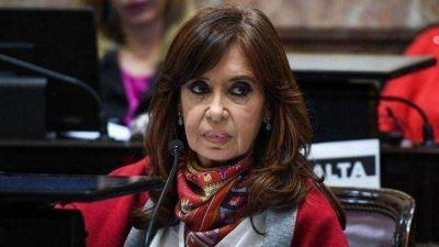 Cristina, tras el procesamiento: