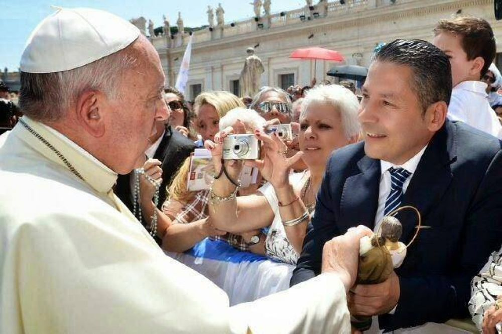 Ajuste de cuentas: acusa Pagni al Papa Francisco de orquestar con Menéndez el ataque contra Otacehé
